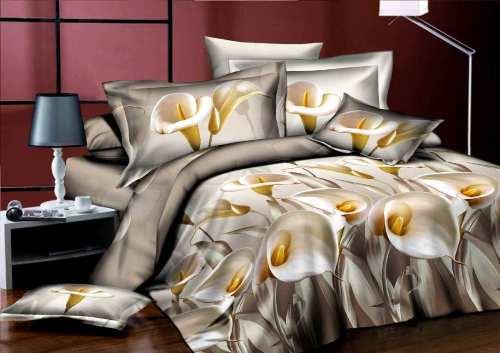 Какая ткань лучше для постельного белья? фото