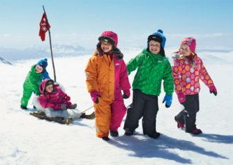 Как выбрать зимний комбинезон ребенку? фото