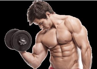 Как подобрать вес гантели? фото