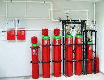 Какие бывают системы пожаротушения? фото