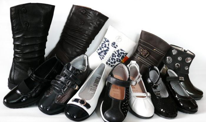 Как выбрать детскую обувь для школы? фото