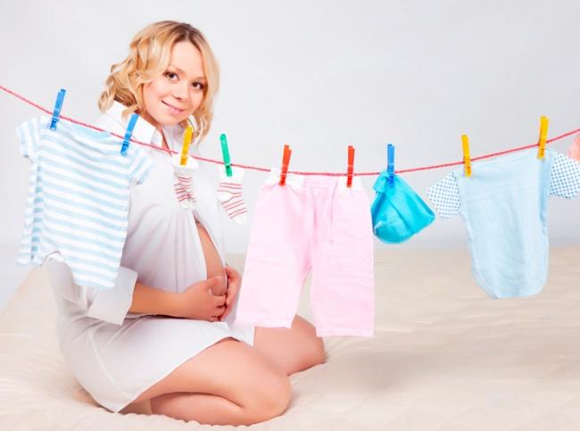 Можно ли беременным стирать? фото