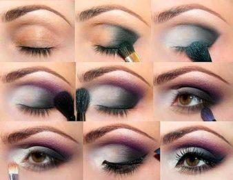 Как правильно наносить макияж? фото