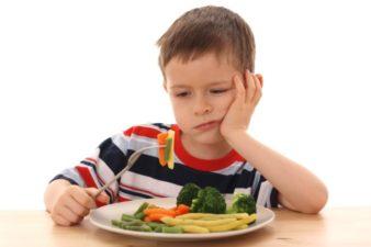 Что делать если ребенок плохо ест? фото