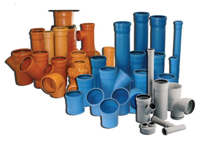 Трубы для канализации: ПВХ или ПП? фото