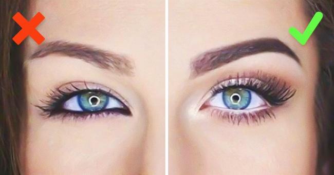 Как визуально увеличить глаза при помощи макияжа? фото