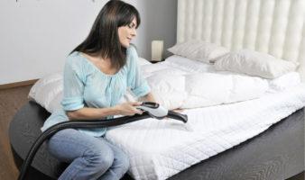 Как почистить матрас в домашних условиях? фото