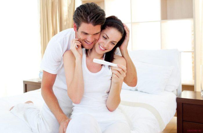 Может ли беременность протекать без симптомов? фото