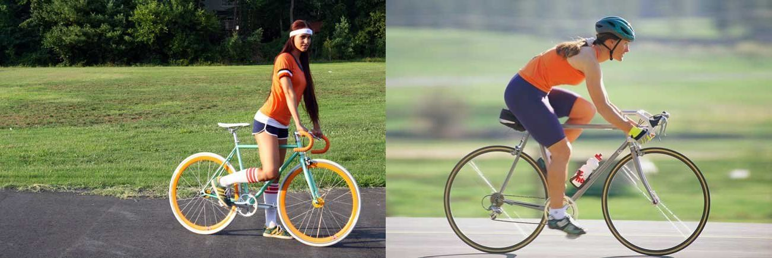 Езда на велосипеде: общие правила безопасности фото