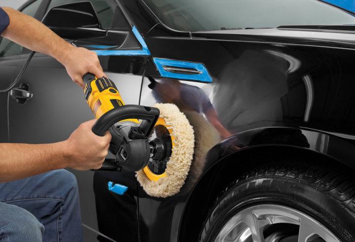 Как сделать полировку кузова автомобиля своими руками? фото