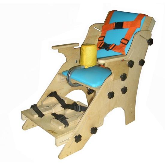 Как выбрать опоры для сидения, стояния и движения детям с ДЦП? фото