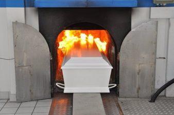 Как происходит кремация умершего человека? фото