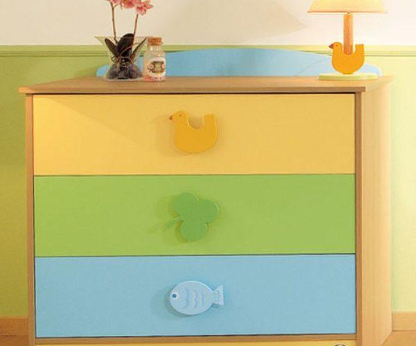 Как выбрать комод в детскую комнату? фото