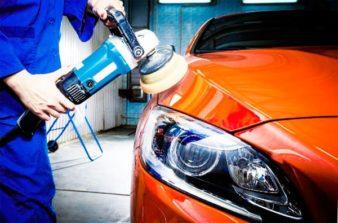 Как правильно сделать полировку кузова автомобиля? фото