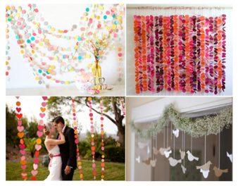 Как украсить зал на свадьбу? фото