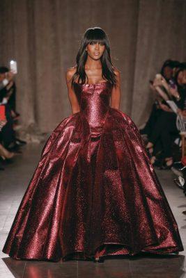 Какие вечерние платья сейчас в моде? 2017год фото