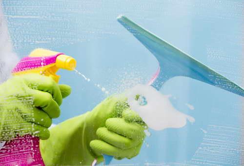 Как быстро и качественно помыть окна? фото