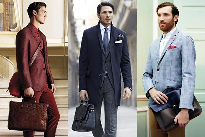 Как правильно выбрать мужской портфель? фото