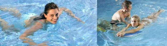 Как научится плавать? фото