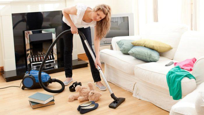 Как избавиться от пыли в доме? фото