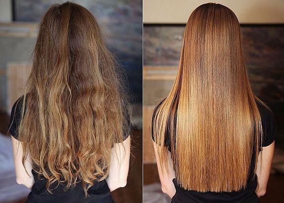 Как выпрямить волосы навсегда? фото