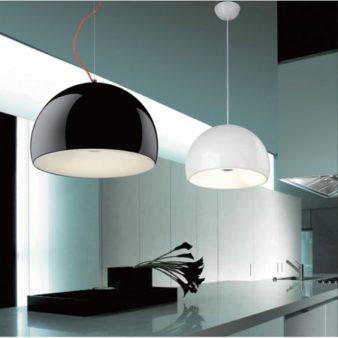 Как выбрать подвесной светильник для кухни? фото