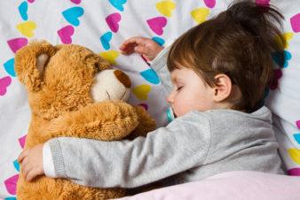 Как быстро уложить ребенка спать в 5 лет? фото