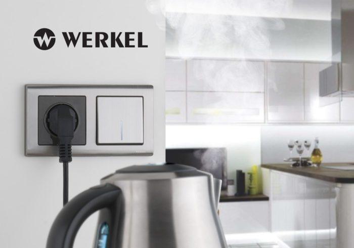 В чем преимущества розеток и выключателей Werkel? фото