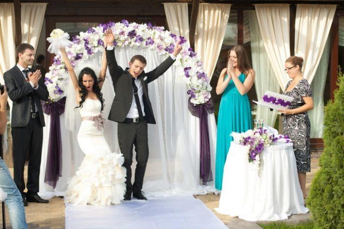 Где отметить свадьбу? фото