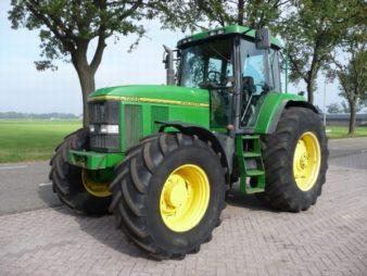 Как выбрать шины для трактора? фото