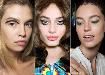 Какой макияж в моде 2017? фото