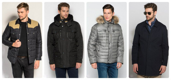 Какие мужские куртки в моде в 2017 году фото