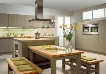 Как сделать кухню по фен шуй? фото
