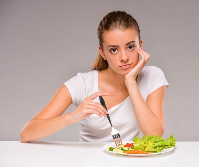 Как лечить нервную анорексию? фото