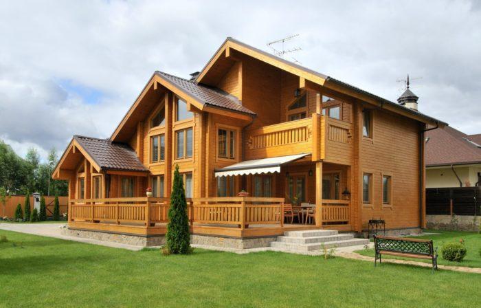 Как выбрать брус для строительства дома? фото