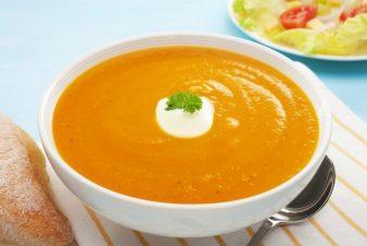 Как приготовить овощной суп для ребенка? фото