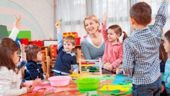 Как стать воспитателем в детском саду? фото