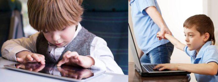 Как оторвать ребенка от гаджетов? фото
