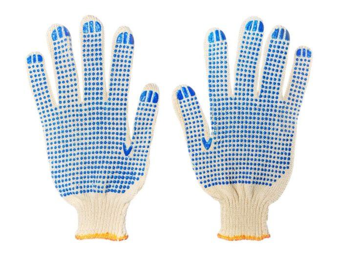 Какие бывают рабочие перчатки? фото