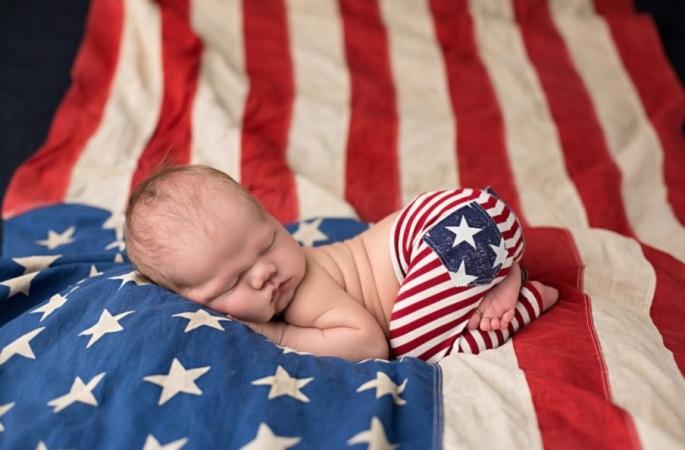Почему стоит родить в США? фото