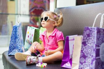 Где лучше купить детскую одежду: в магазине или на сайте? фото