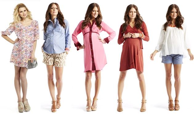 Что носить беременным летом? фото