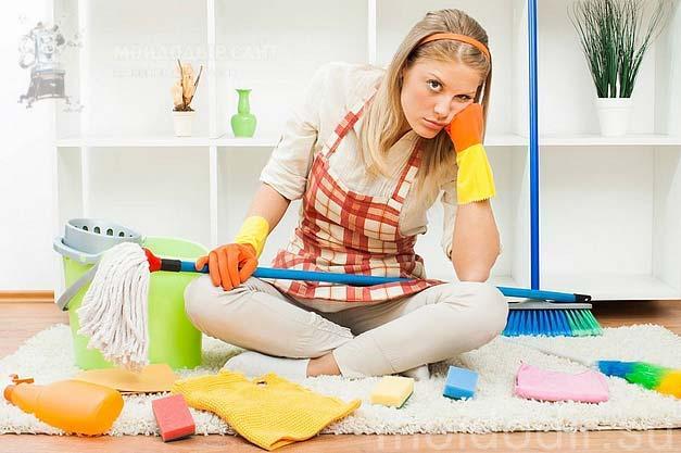Как быстро убрать квартиру? фото