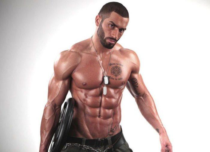Как накачать мышцы без жира? фото