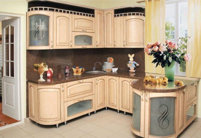Кухонный фасад: какой материал лучше? фото