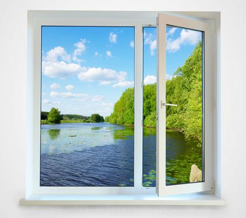 Пластиковые окна для дома и офиса фото