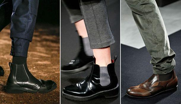 Мужские ботинки: что выбрать? фото