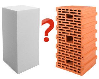 Дом из керамики или газобетона: что лучше? фото