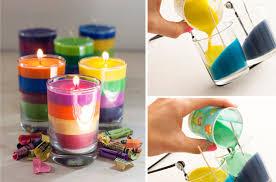Как сделать свечи в домашних условиях? фото