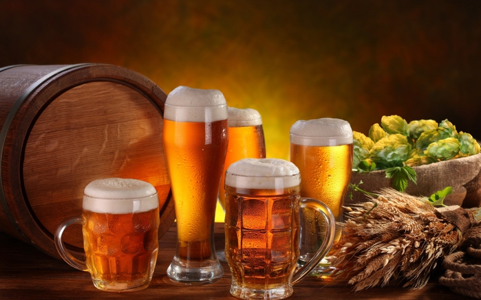 Как правильно пить пиво? фото